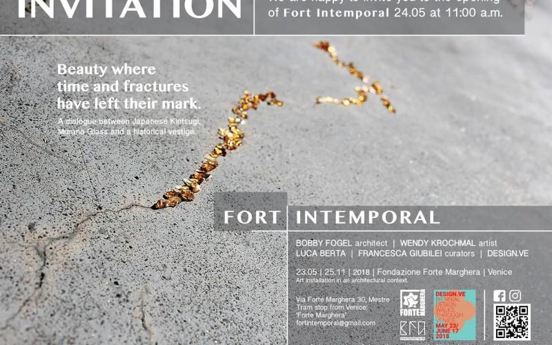 bfArchitecture - Fort Intemporal - Forte Marghera