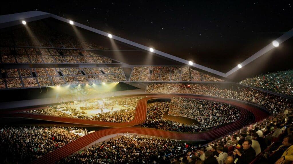 1315 Athletic Stadium Brasilia