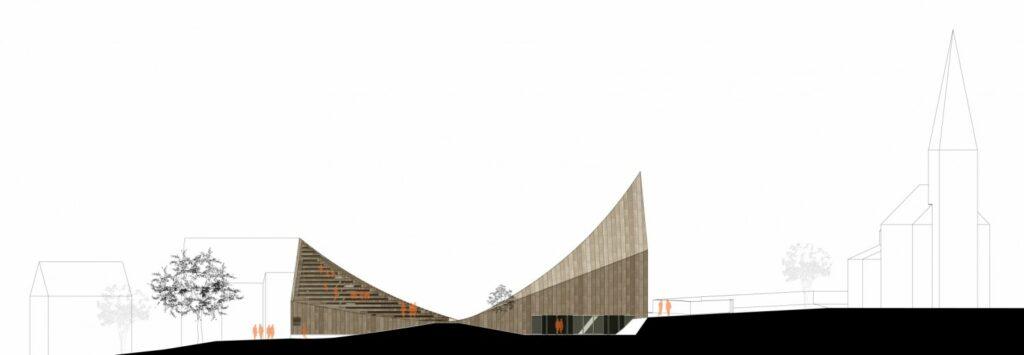 BFArchitecture - 1413 Community Centre H55