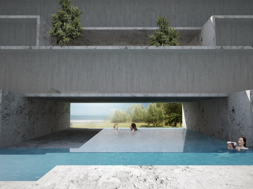 1423 Baltic Thermal Pool Park